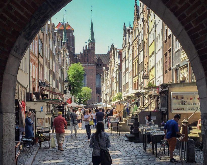 Gdansk – särmikäs ja tunnelmallinen satamakaupunki