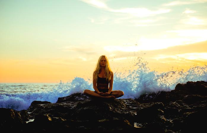 Anna aaltojen äänen rauhoittaa mielesi.