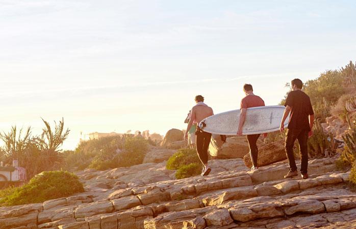 Marokossa voit kätevästi yhdistää joogaretriitin ja surffiloman