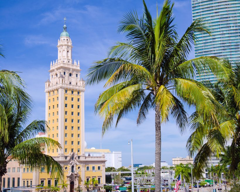 Miamin nähtävyydet – Koe sykähdyttävä Magic City