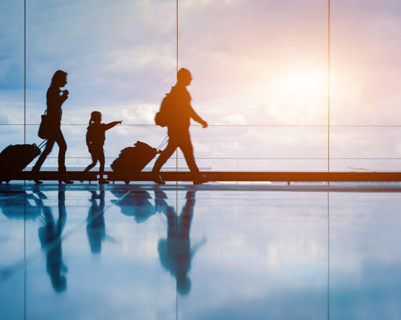 Lasten kanssa lomalle: 25 parasta vinkkiä matkustamiseen