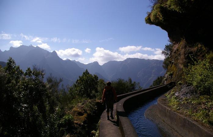 Tekemistä Madeiralla riittää - luontokohteista on varaa valita