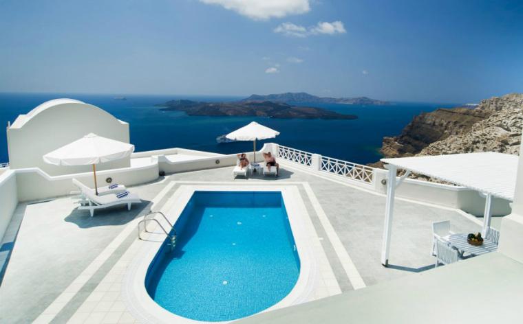 Kreikan lomakohteet: tunnelmalliset hotellit romanttiselle lomalle