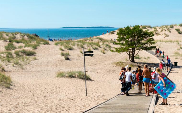 Suomen kauneimmat rannat: momondon 5 suosikkia
