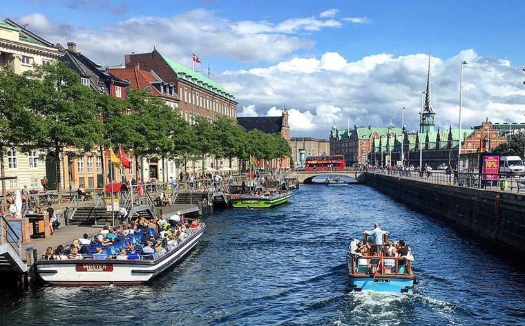 Parasta Pohjoismaissa: Kolme päivää Kööpenhaminassa