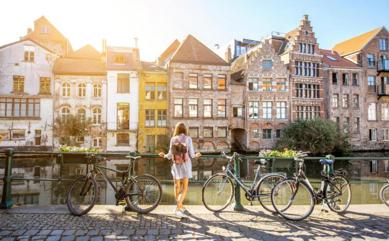 Koe parhaat Belgian nähtävyydet viikossa