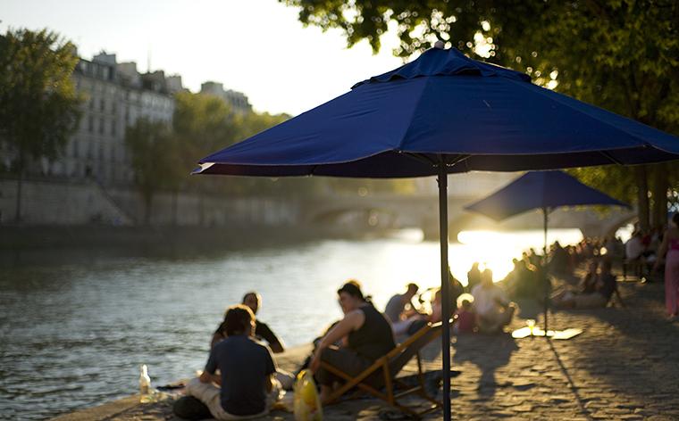 Rantaelämää kaupungissa: Euroopan parhaat kaupunkirannat