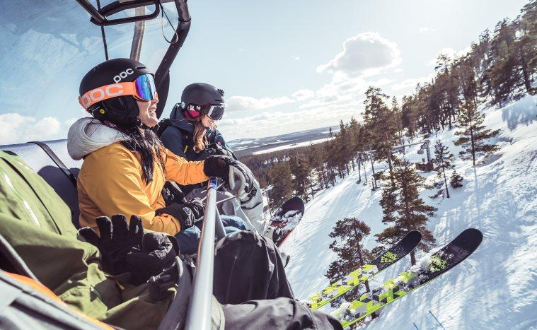 Suomen hiihtokeskukset – löydä oma suosikkikohteesi