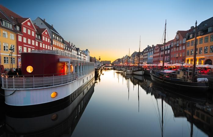 Kööpenhamina on edullinen lentokohde, minne suomalaiset matkustavat mielellään