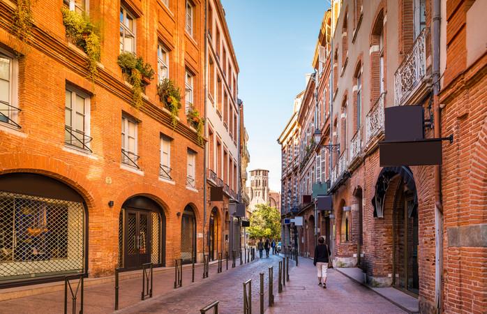 Toulousen katukohtauksia