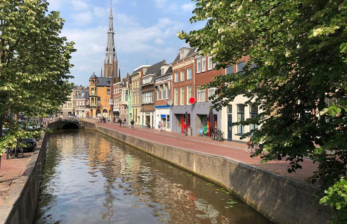 Leeuwarden on kanaalien ja kulttuurin kaupunki