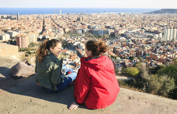 Suomalaisten suosimiin matkakohteisiin kuuluu myös iki-ihana Barcelona