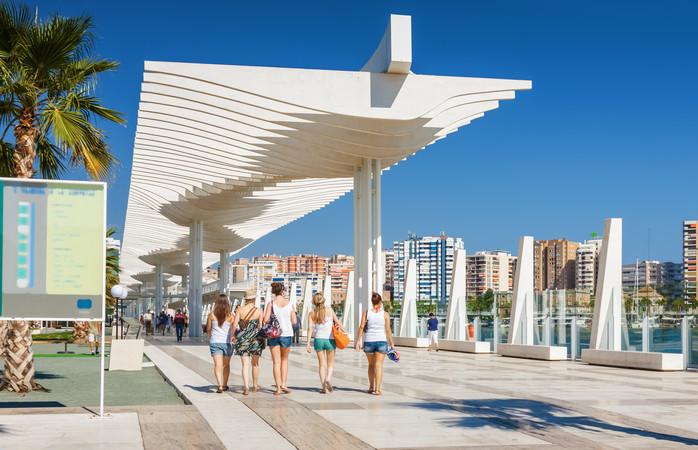 Matkailutrendit muuttuvat mutta aurinkoinen Málaga pysyy suomalaisten suosikkimatkakohteena vuodesta toiseen