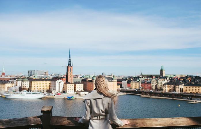Suomalaiset matkustavat mielellään edullisen lentomatkan päässä sijaitsevaan Tukholmaan