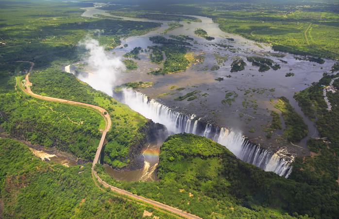 Victorian putouksetSambiassa ovat kohde, jonne suomalaiset matkustavat enenevissä määrin