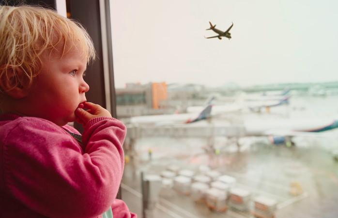 Lentäminen vauvan kanssa sujuu kun suunnittelee hyvin ja ottaa rennosti