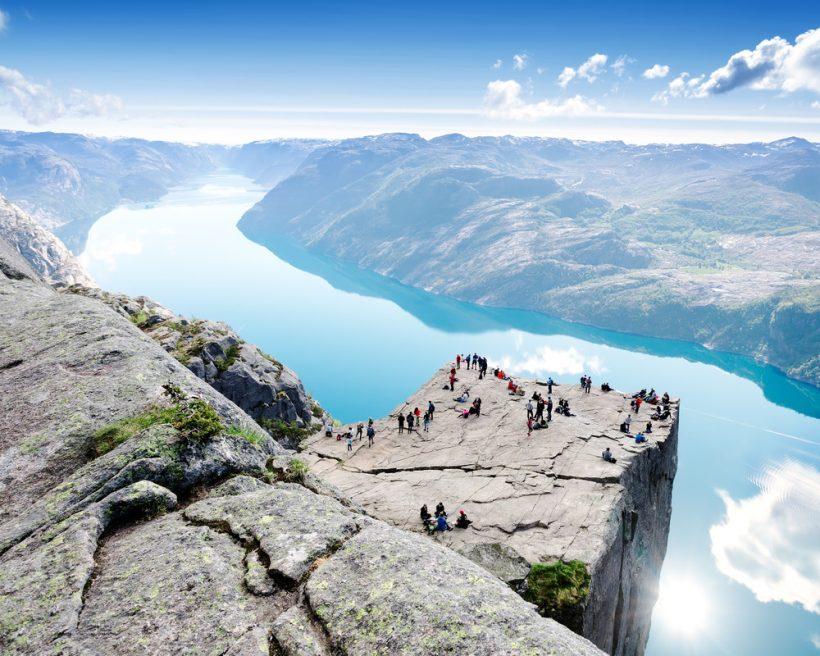 Norjan upeimmat vuonot – koe luonnon jylhät mestariteokset