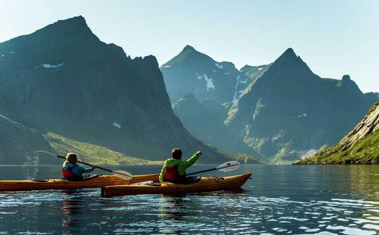 Autolla Norjaan – Pohjois-Norjan upeat nähtävyydet
