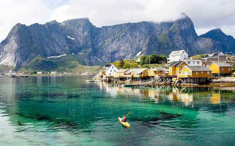 Kesäyön unelma: koe Pohjoismaiden parhaat saaret