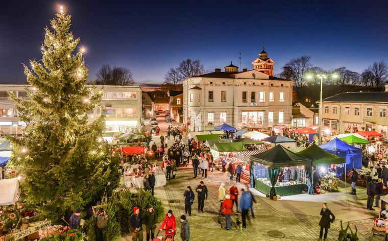 Suomen parhaat joulumarkkinat ja joulutapahtumat 2019