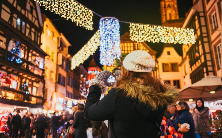 17 x parhaat joulumarkkinat Euroopassa ja maailmalla