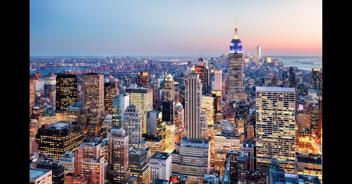 Halvat Lennot New York